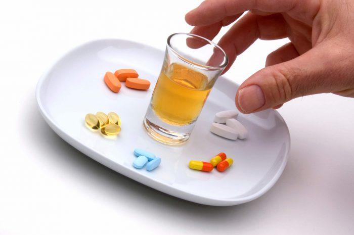 Прием лекарственных средств