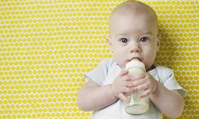 Почему может появиться понос у ребенка в возрасте 4 или 5 месяцев