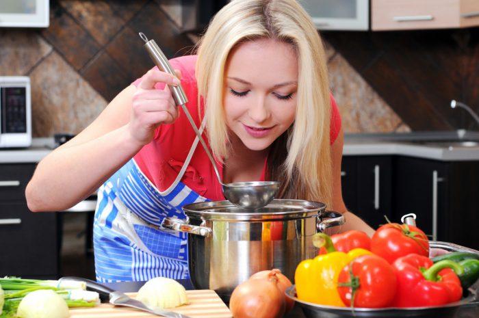 Полезные рецепты блюд