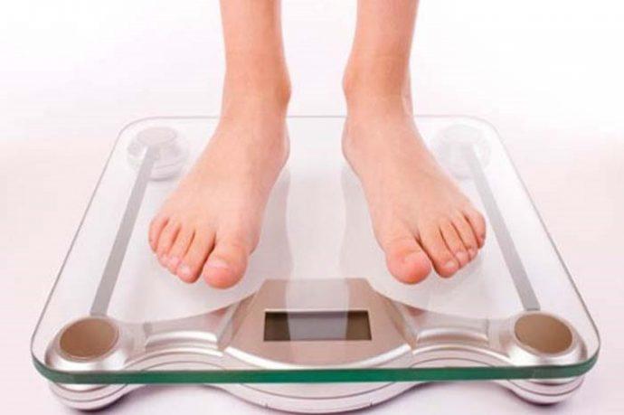 контроль за весом