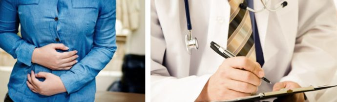 Диагностика заболевания гиперпластическим гастритом