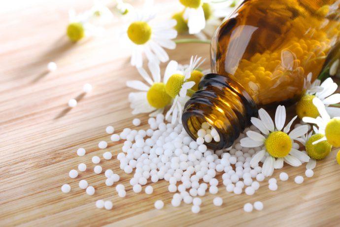 Ощущение переполненного желудка - лечение гомеопатией