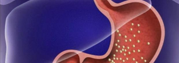 откуда берется слизь в желудке