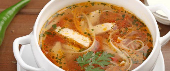 первые блюда при гастрите с повышенной кислотностью