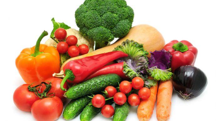 Овощи от гастрита