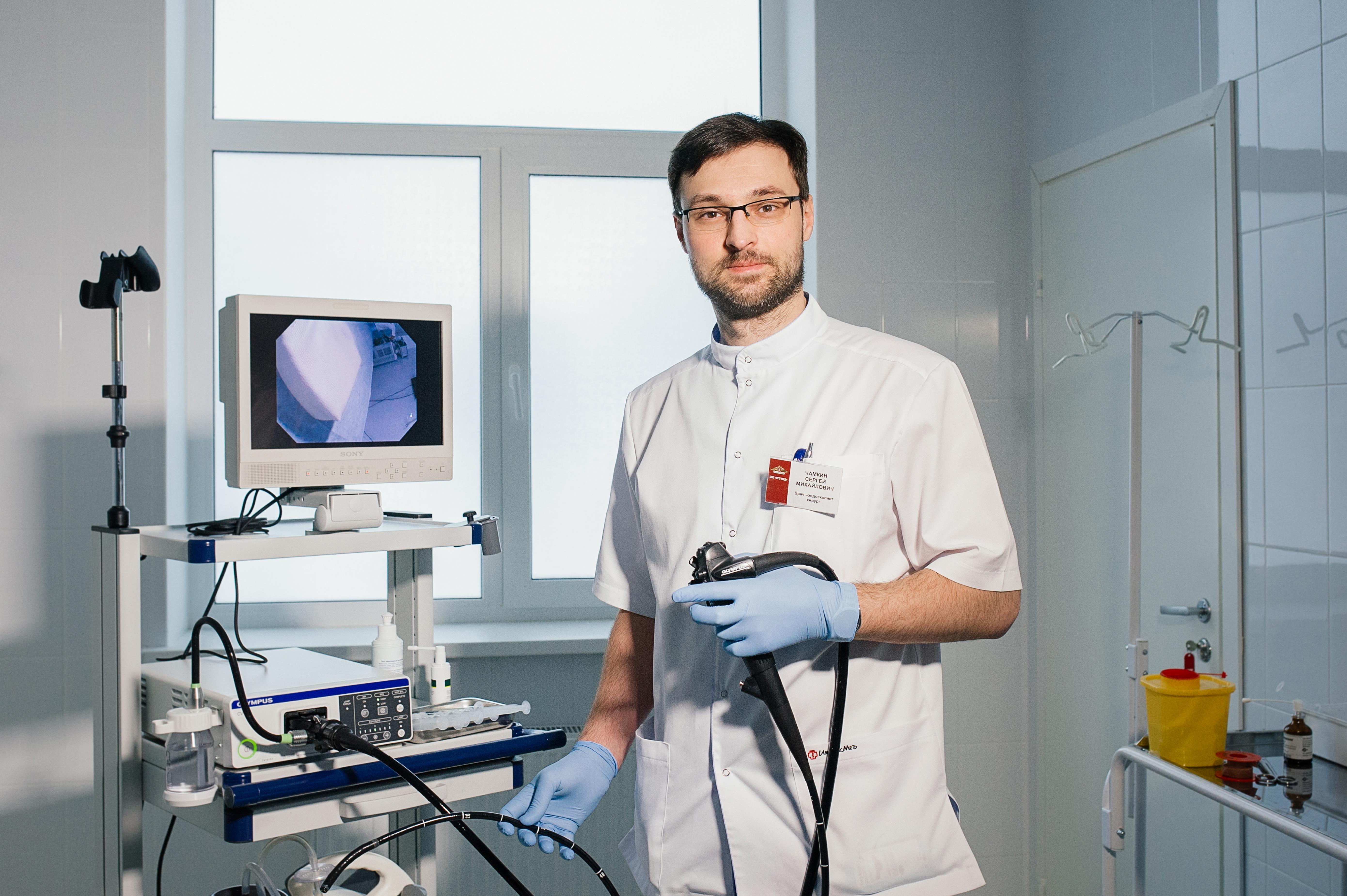 Подготовка к ФГДС желудка и двенадцатиперстной кишки