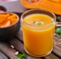 Употребление тыквенного сока при гастрите. Полезные свойства и рецепты приготовления