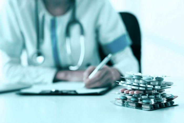 Лечение язвы желудка медикаментозными препаратами