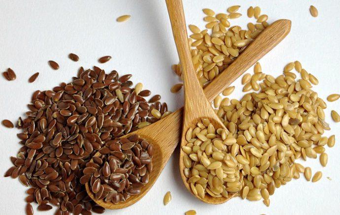 польза льняного семени