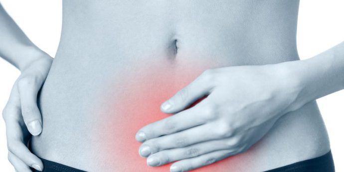 причины рези в желудке