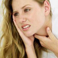 Может ли болеть горло из-за болезни желудка?