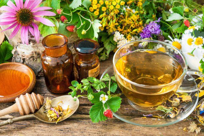 чай для лечения язвы