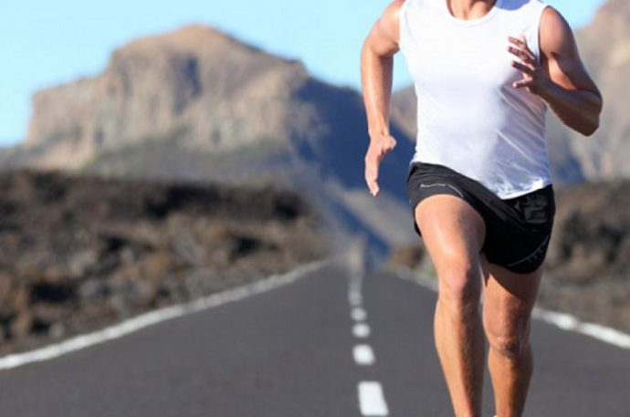 бег на открытом воздухе