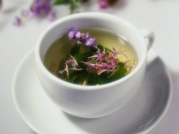 Чай при язве