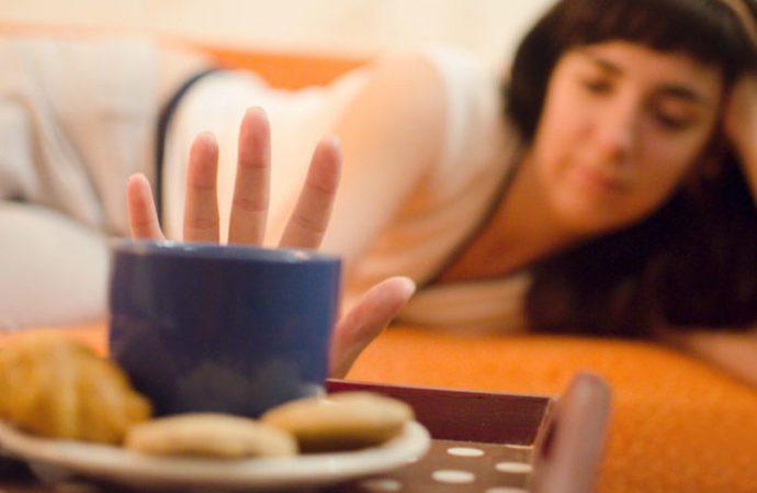 Боли в желудке от кофе