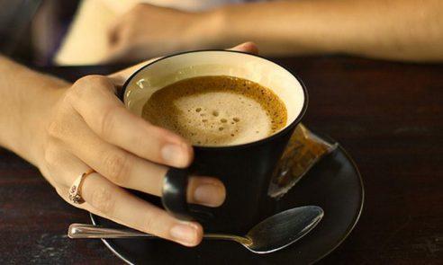как пить кофе при язве