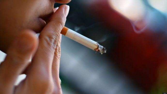 Вред курения на голодный желудок