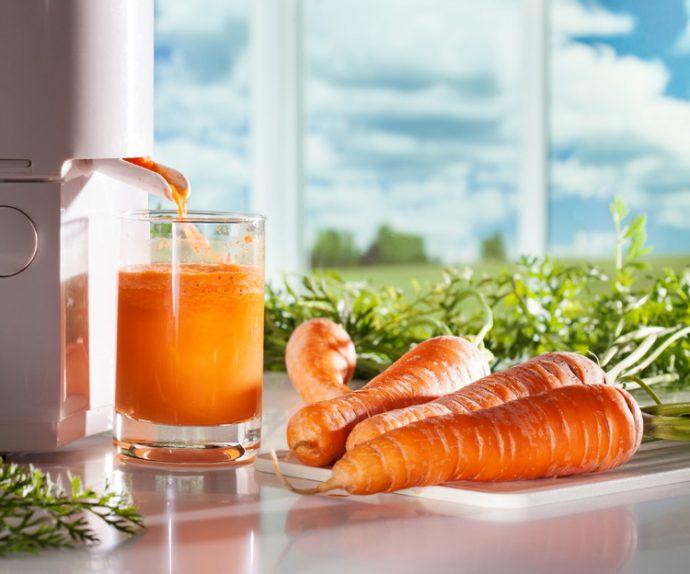 лечение морковным соком при гастрите