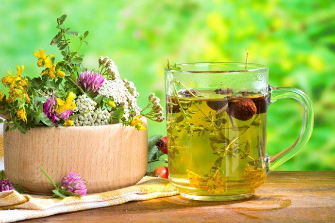 Народная медицина от болезней желудка