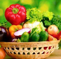 Овощи в лечебной диете при язве желудка