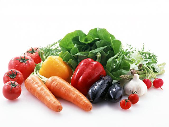 Зеленые овощи при гастрите