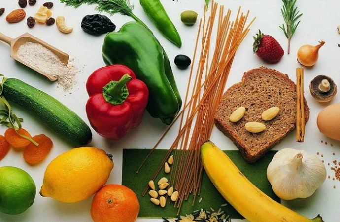 правильное питание для желудка