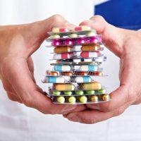 Препараты при язве желудка