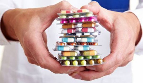 Лечение язвы желудка таблетками