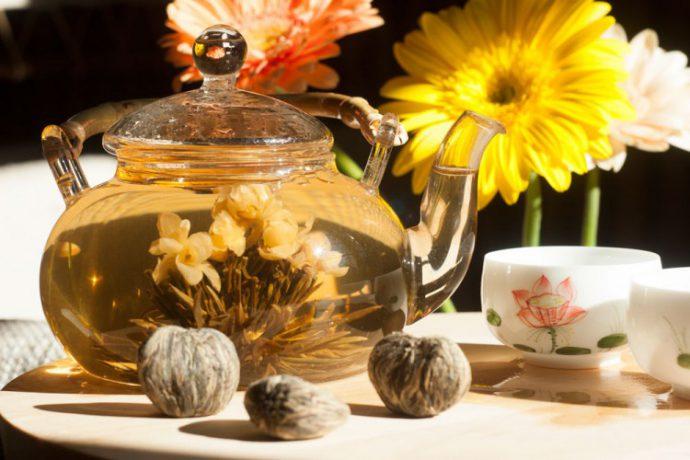 чай для понижения кислотности