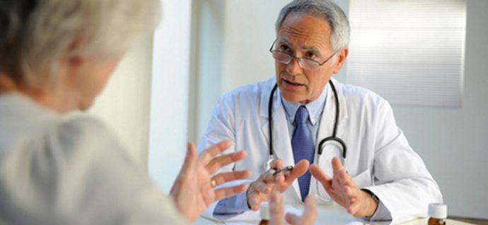 врач перед операцией