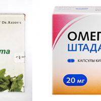 Омез и Омепразол в чем разница, какой препарат лучше