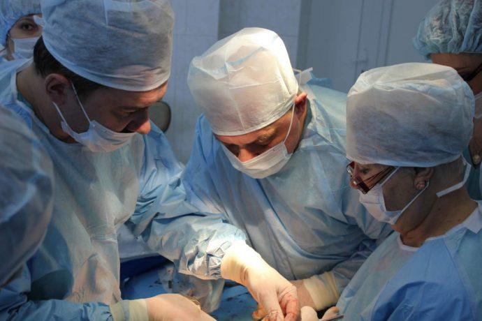 операция на кишечнике