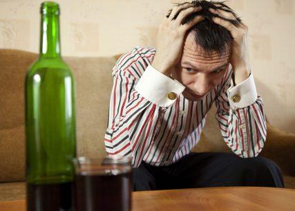 отравление организма алкоголем