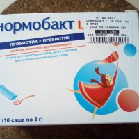 Нормобакт: инструкция по применению