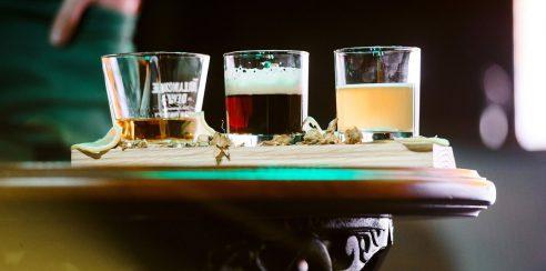 алкоголные напитки
