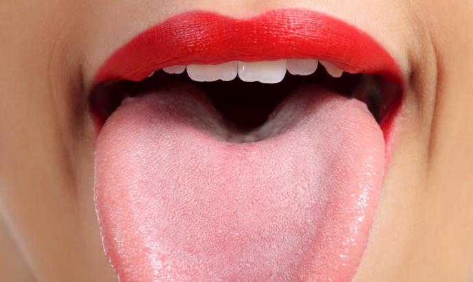 белый язык