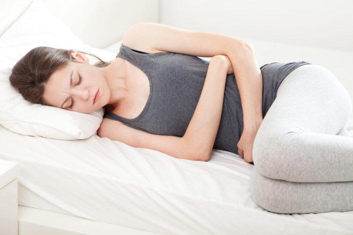 желудочный кашель в лежачем положении