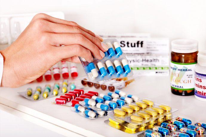 Антацидные препараты