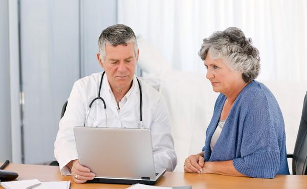 врач разъясняет специфику диагноза