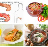 Основы питания при нарушении работы поджелудочной железы