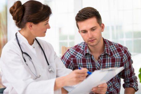 доктор ставит диагноз