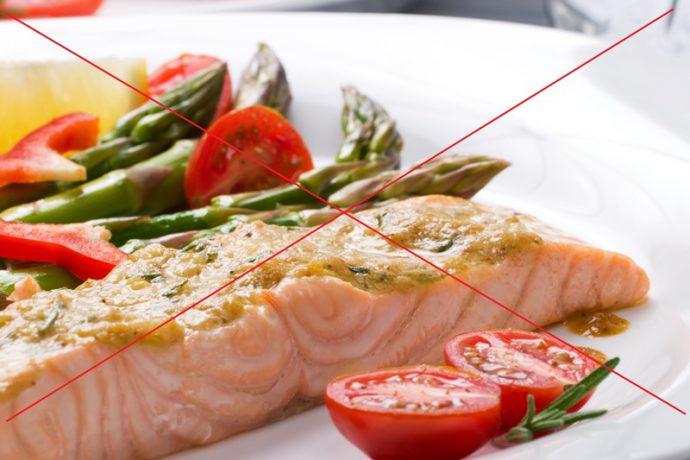 жирные сорта рыбы