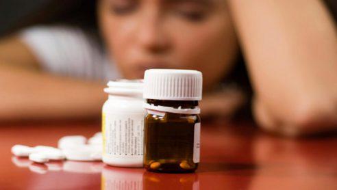 Передозировка лекарства