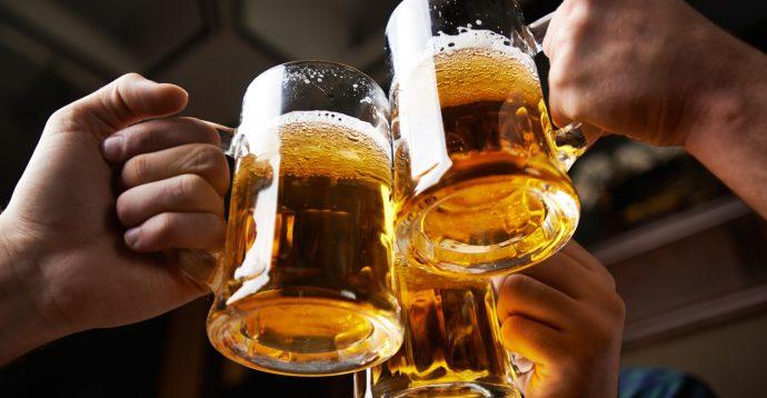 алкоголесодержащие напитки