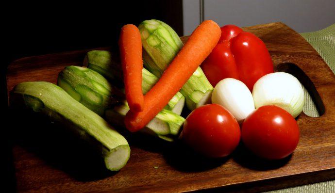 Тушеные овощи при панкреатите