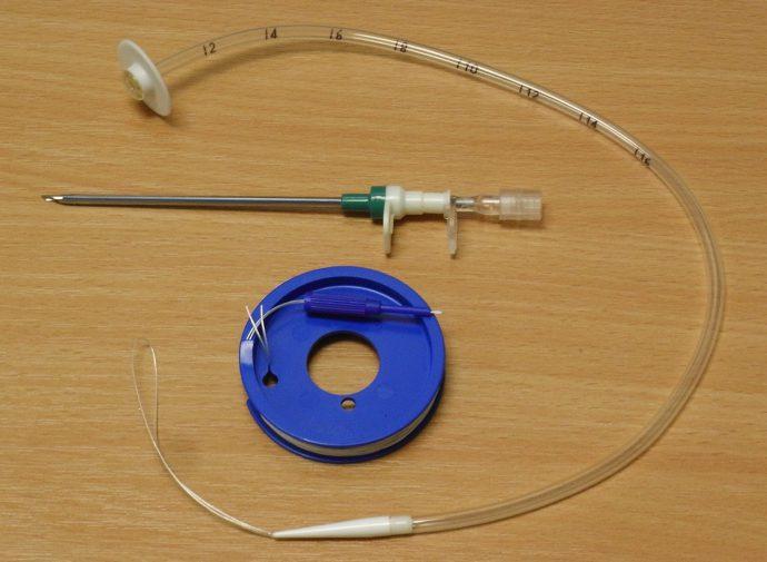 интрумент для процедуры гастростомы