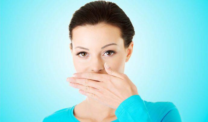 кислота во рту
