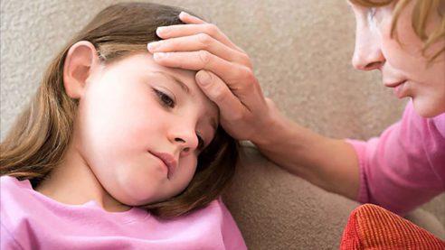 осложнение у ребенка