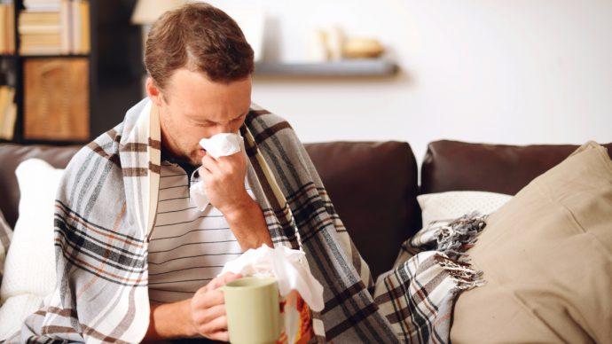простуды