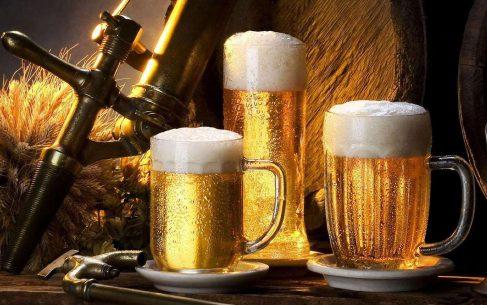 После пива понос